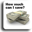 Savings link icon