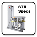 STR specs button graphic