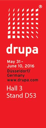 Drupa 2016 Logo