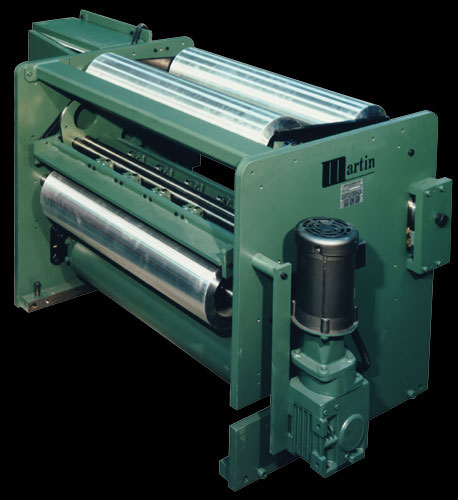 Martin Automatic Decurlers Cpl Post Press Decurler